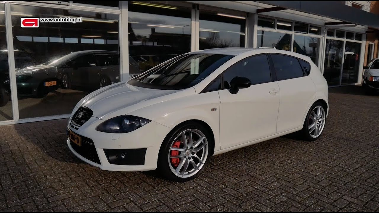 mijn auto seat leon cupra r mtm van rick youtube. Black Bedroom Furniture Sets. Home Design Ideas