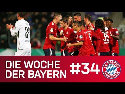 Hartes Stück Arbeit beim SV Rödinghausen | Die Woche der Bayern | Ausgabe 34