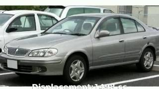 2000 Nissan Bluebird Sylphy - Info and Specification