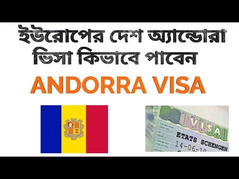 Andorra visa travel and tour