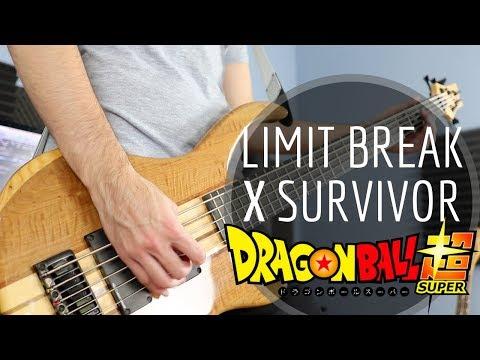 Dragon Ball Super - Limit Break X Survivor Full Guitar Cover by 94Stones