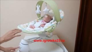Электрокачели Happy Baby Dinky, прокат аренда электрокачелей Краснодар(http://igroteka23.ru/elektrokacheli-shezlongi/happy-baby-dinky., 2017-01-07T22:17:10.000Z)