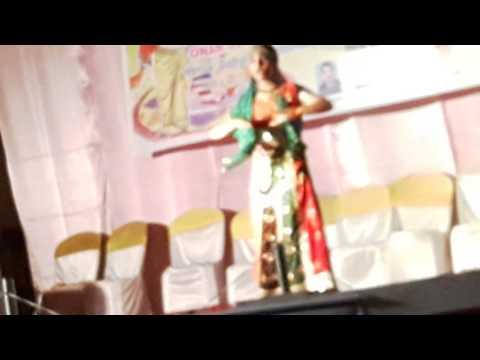 Gujarati Kalthala Kettiya - Pulival Kalyanam *Dance performance by Aimy*...!!!