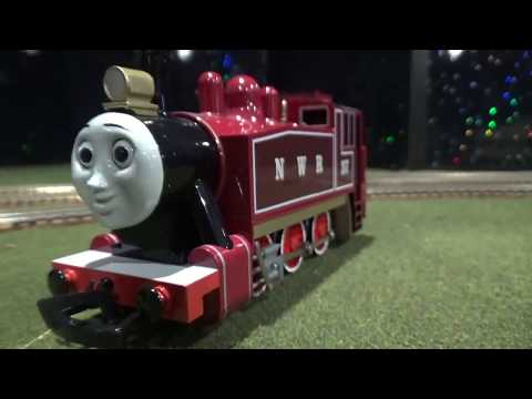 Bachmann Red Rosie Unboxing And Review