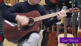 Elixir vs Fender Strings Comparison | Nanoweb or Dura-Tone?