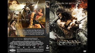 Conan the barbarian 2011 cast video clip