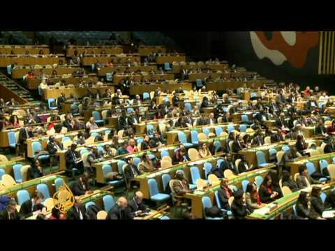 UN assembly condemns Syria crackdown
