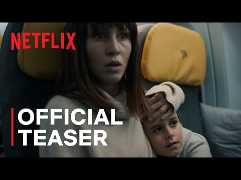 Blood Red Sky   Official Teaser   Netflix