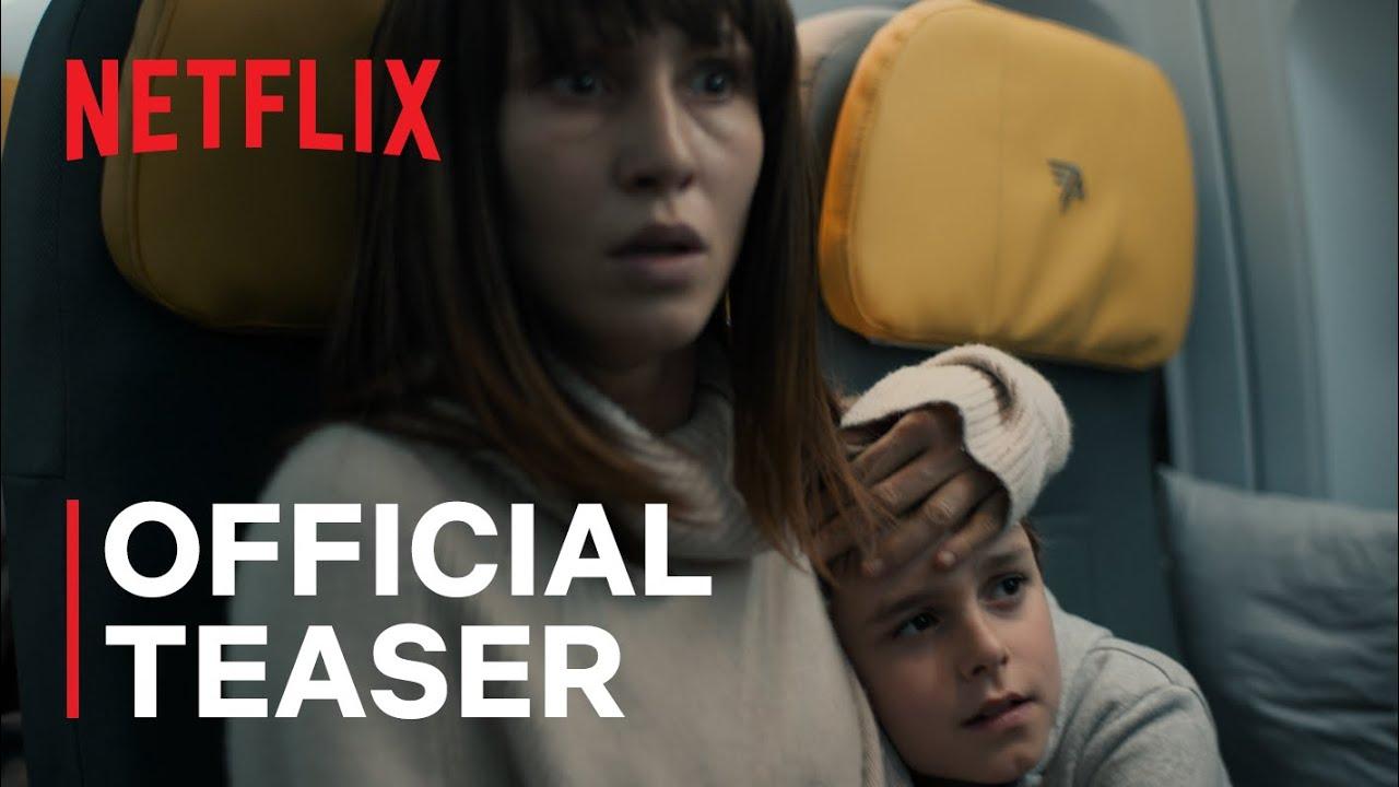 Blood Red Sky | Official Teaser | Netflix - YouTube