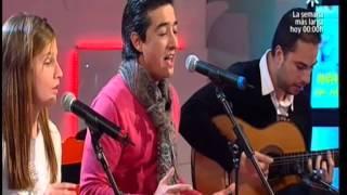 """CARMEN NAVARRO Y JUAN VALDERRAMA """"Guitarra Mía""""    MENUDA NOCHE"""