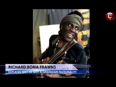 Richard Bona expresses his disappointment in Cameroonians & explains why he changed his National