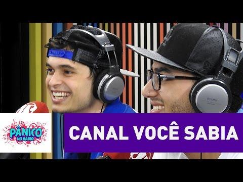 Canal Você Sabia - Pânico - 20/09/16