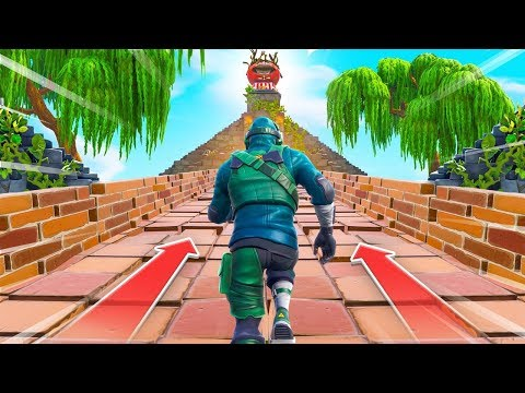 *NEW* TEMPLE RUN 2.0 In Fortnite!