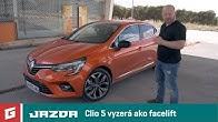 Renault Clio - Mk5 - 2019 - prvá jazda - GARAZ.TV - Rasťo Chvála