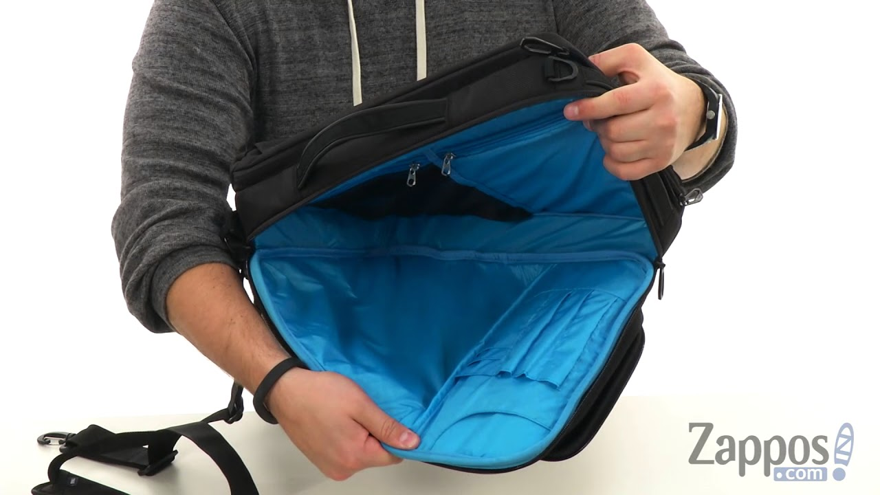 523a08533 Thule Accent Convertible Laptop Bag 15.6