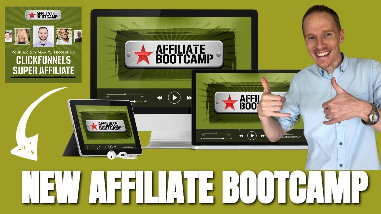 ClickFunnels Affiliate Bootcamp Review 2019 NEW! | Best Affiliate Marketing Training