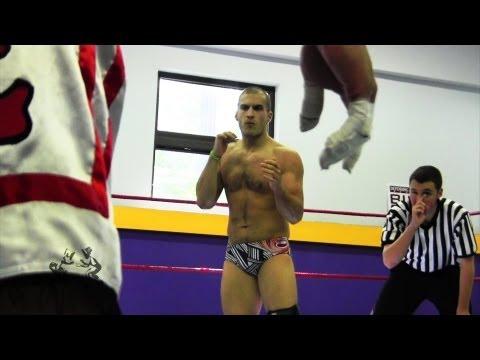 "Beyond Wrestling - [Free Match] Chris Dickinson vs. Jonny Mangue - ""Burst The Bubble"" CHIKARA Jaka"