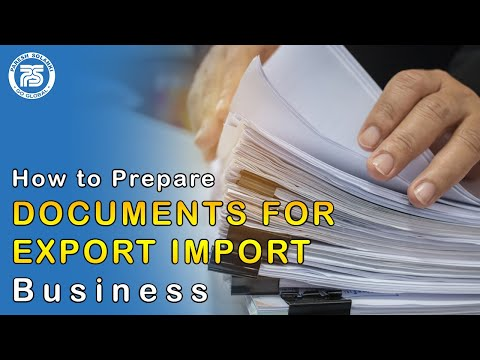 How to Prepare Documents in Export Import Busines | Invoice , Packing list , Proforma Invoice etc