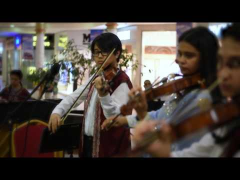 Emirates Youth Symphony Orchestra Performance at Wafi