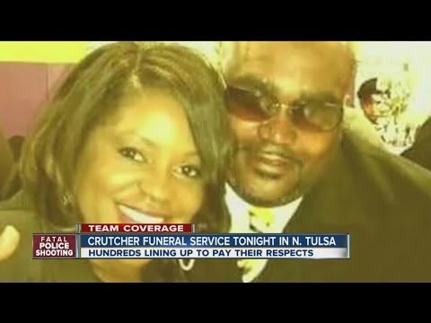 Crutcher Family wants funeral service to be celebration of Terence Crutchers life.