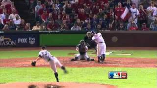 ALCS GAME 6 -- FIRST PITCH 8:07 PM ET - October 22, 2010