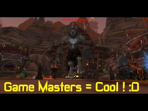 Blizzard Game Masters are Cool - Meetup - Chat - Jokes & Fun! :D