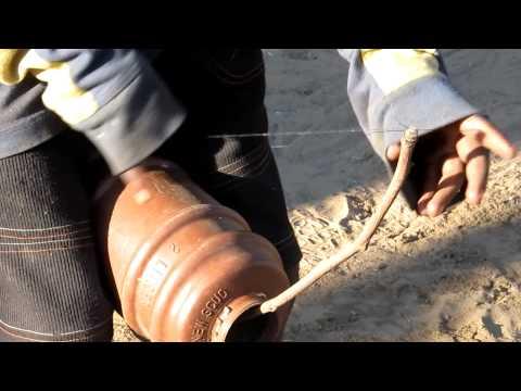 Chidembo (Zimbabwean Musical Bow)
