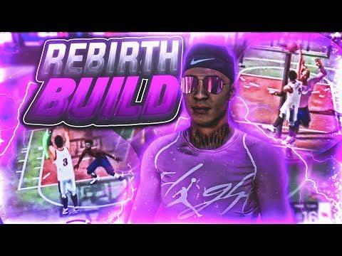 *NEW* DEMI-GOD REBIRTH BUILD DOMINATES THE PARK!! BEST POINT GUARD BUILD ON NBA 2K19?!