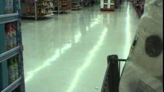 EXCLUSIVE: KY WAL MART CLEARING OUT FLOOR SPACE, Y?