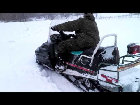Снегоход Тайга СТ500Д