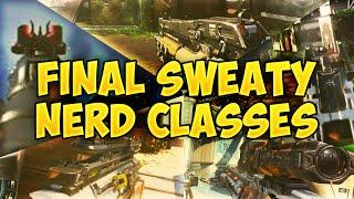 The Final Sweaty Nerd Classes of BO3 SnD