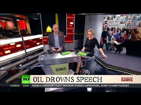 [475] Oil Drowns Speech and Reading Our Priorities