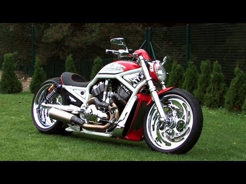 Bike Motors - Fredy sabata V-Rod
