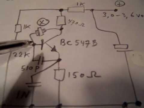 Crystal oscillator on 6.000000 MHZ and 3,0 - 3,6 Volt