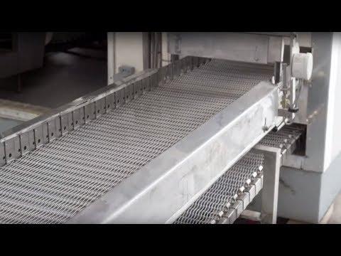 Frigoscandia Spiral Freezer - HOSBV, Realized Project - Roasty, Cairo, Egypt
