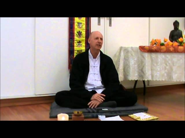 Guided Meditation Class 30 - Stephen Procter