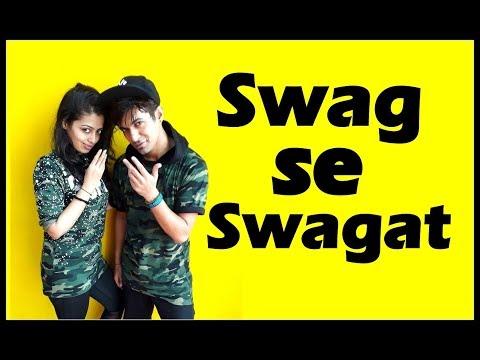 Swag Se Swagat dance choreography | Tiger...
