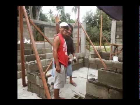 House Building at Mati,Naawan Misamis Oriental 2014