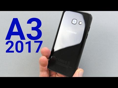 Samsung Galaxy A3 (2017) - Unboxing & erster Eindruck | deutsch 🎁 techloupe