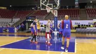 Perfect Shots Basketball Adelaide 36ers Elite Training