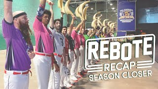 Rebote Recap - 2019 Season Closer!