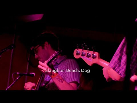 """Slaughter Beach, Dog - """"Jobs"""" - Middle East Upstairs 8/3/17"""