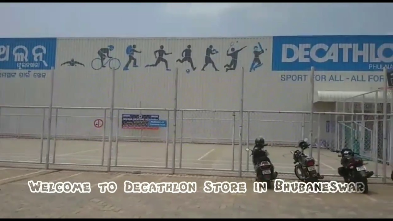 4c59abe3e Have you visited to the biggest sports Showroom of Odisha yet  If not visit  Decathlon today.