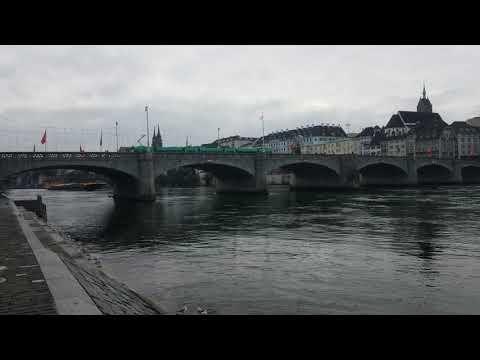 Rheinschiffahrt Basel Shipping switzerland