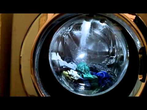 Frigidaire Affinity Front Load Washer Full Quick Wash