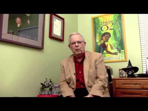 Legends of Oz: Dorothy´s Return: Writer Roger Stanton Baum On Set Movie Interview