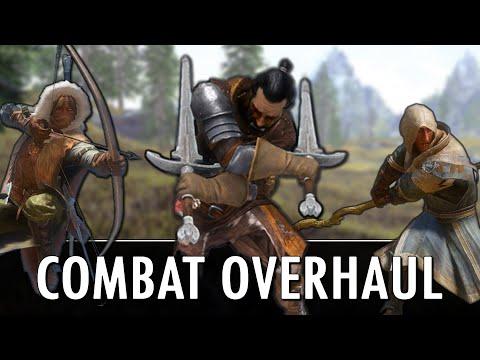 Skyrim Mod: Combat