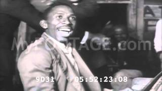 Stock Footage - African-American Civil Rights, 1930