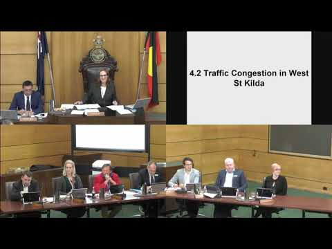 City of Port Phillip Council Meeting 16 May 2018
