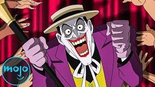 Top 10 Funniest Mark Hamill Joker Moments